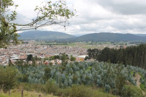 Primera vista de Medellín